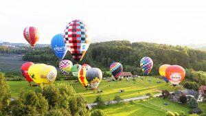Československá balónová liga 2019 - Křižanov @ Křižanov