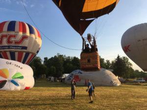 19. ročník Bělského balónového hemžení