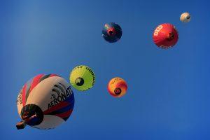 Slovenian Open Hot-Air Balloon Championship 2018 @ Murska Sobota, Slovinsko