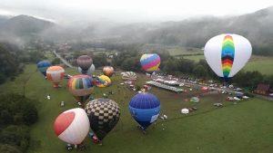 Balónový festival v Rumunsku @ Iasi, Rumunsko