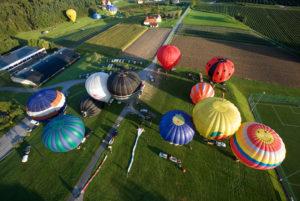 Mistrovství Rakouska 2020 @ Apfelwirt Flaggl Ballooning GmbH