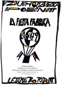La Fiesta Fabrika @ Fabrika Doubice