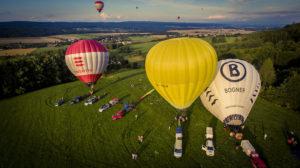 Balony pod Zvičinou