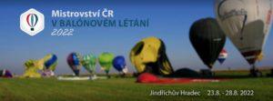 Mistrovství ČR v balónovém létání / Czech Nationals 2022