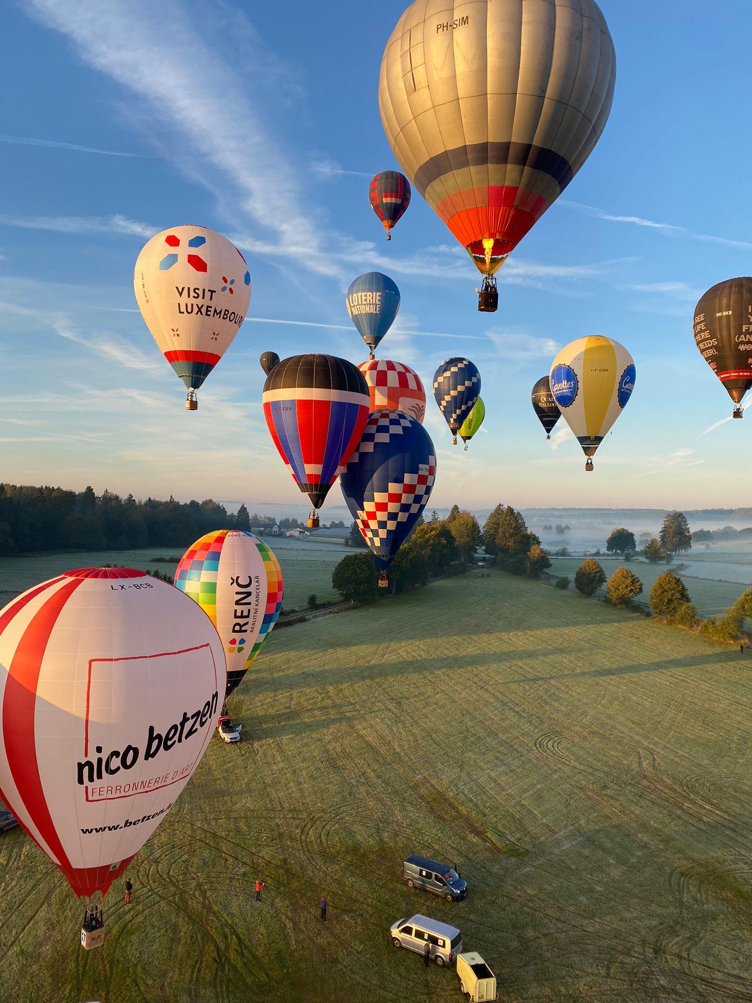 Belgian Balloon Trophy – 61