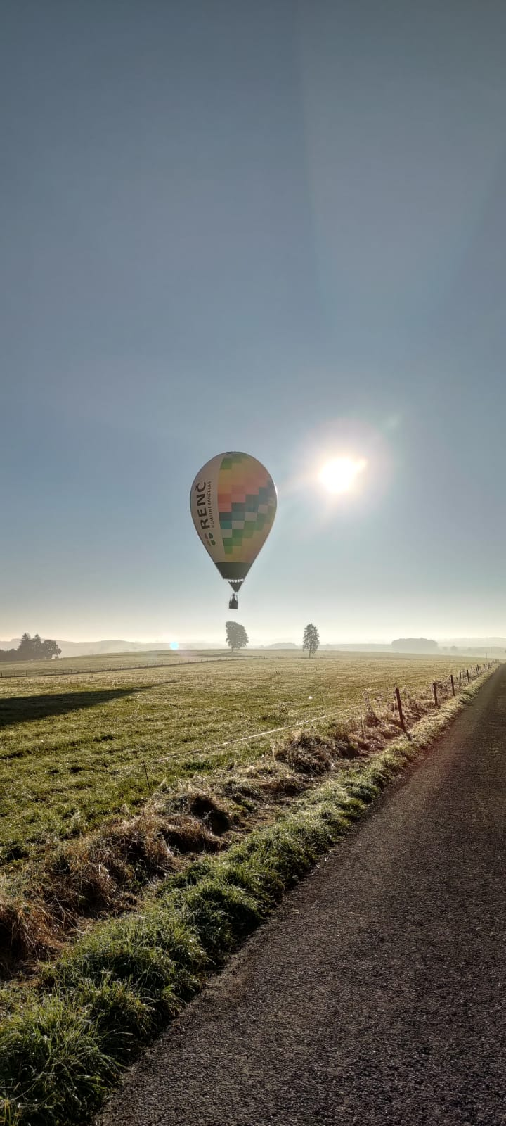 Belgian balloon trophy – 13b